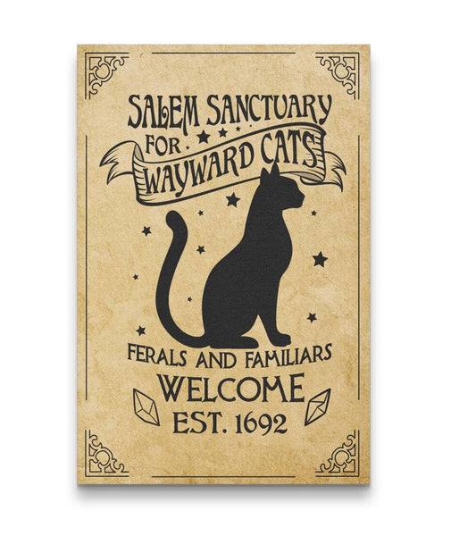 Home For Wayward Cats - Witch Apparel