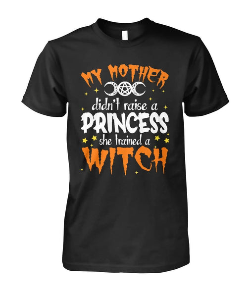My Mother Trained A Witch Shirt - Witch Apparel
