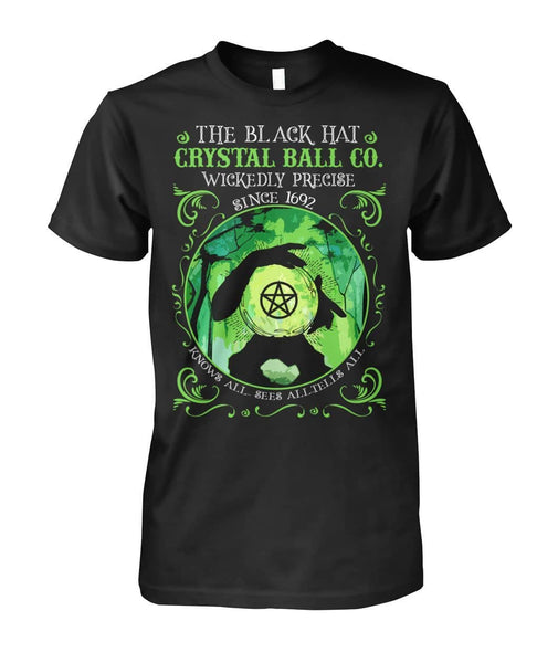 Crystal Ball Shirt - Witch Apparel