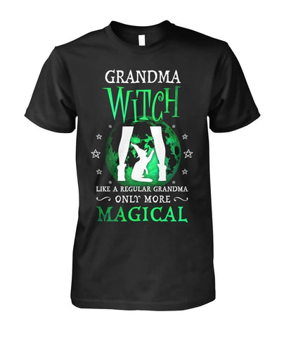 Magical Grandma Witch Shirt - Witch Apparel