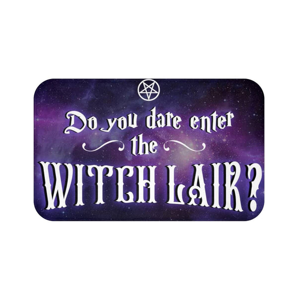 Witch Bath Mat - Witch Apparel