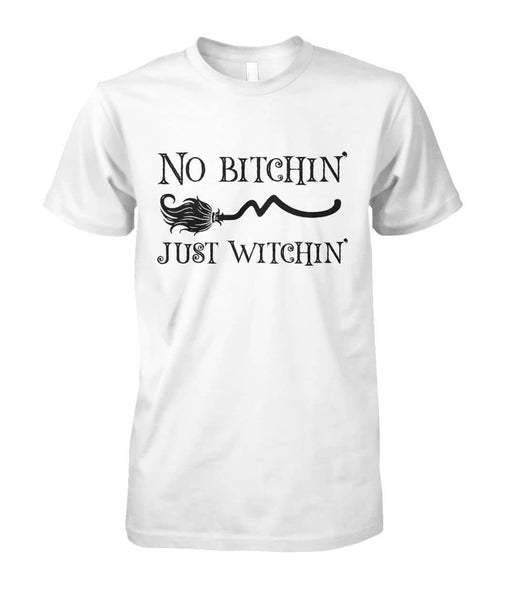 Just Witchin  Shirt - Witch Apparel