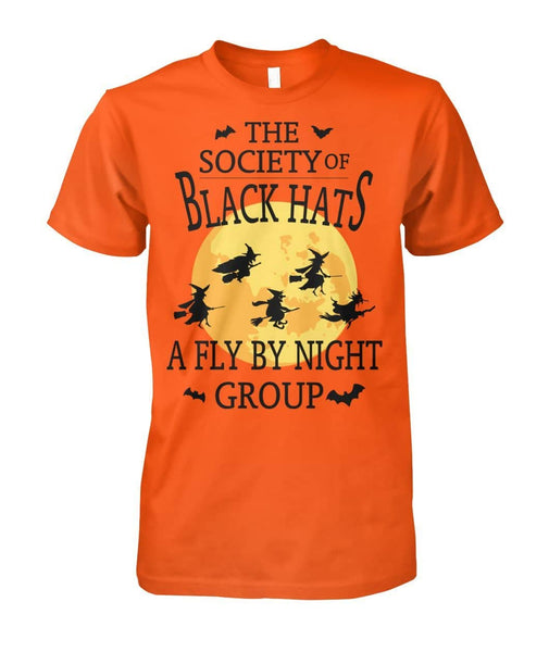 The Society Of Black Hats Shirt - Witch Apparel