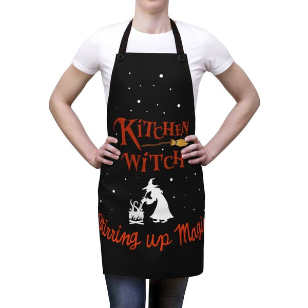 Stirring Up Magic - Witch Apparel