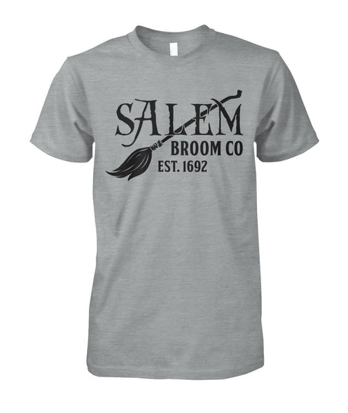 Salem Broom Company EST.1692 Shirt - WitchCraft 101