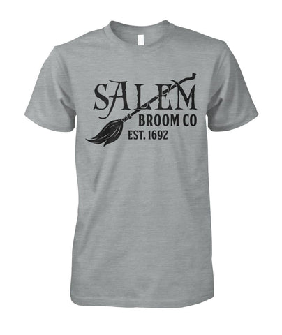 Salem Broom Company EST.1692 Shirt - Witch Apparel