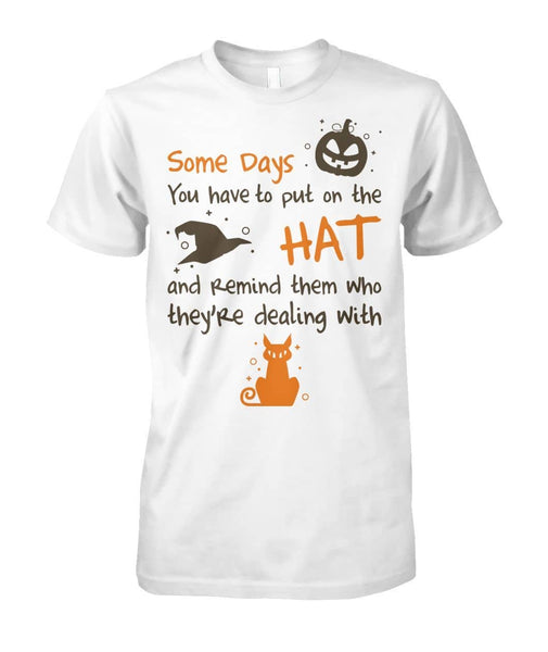 Put on the Hat - Witch Apparel