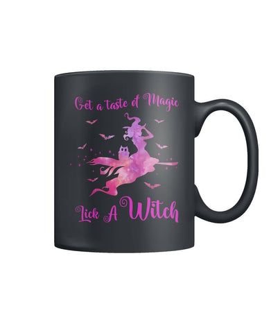 Lick A Witch Color Coffee Mug - Witch Apparel