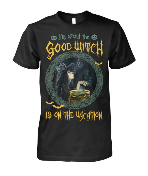 Good Witch On Vacation Shirt - Witch Apparel
