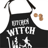 Kitchen Witch Enjoy Making Herbal Remedies Apron