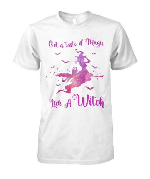 Lick A Witch Shirt - Witch Apparel