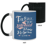 Black Hat Sisterhood Mug - Witch Apparel