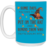 Put on the Hat Mug - Witch Apparel