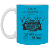 Home of Sanderson Mug - Witch Apparel