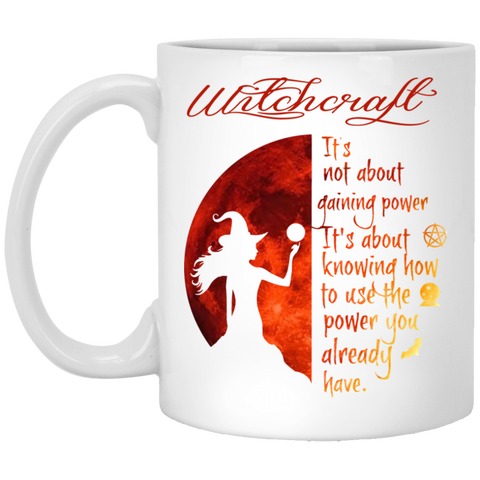 Witchcraft Mug - Witch Apparel