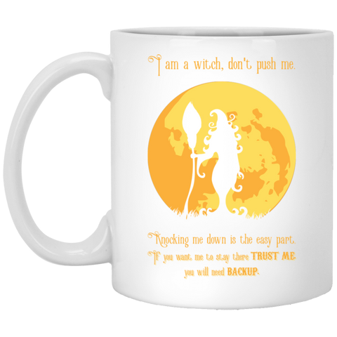 I am a Witch Mug - Witch Apparel