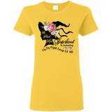 Black Hat Sisterhood Shirt - WitchCraft 101