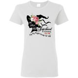 Black Hat Sisterhood Shirt - Witch Apparel