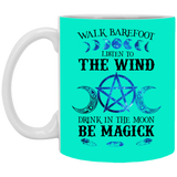 Listen to the wind Mug - Witch Apparel
