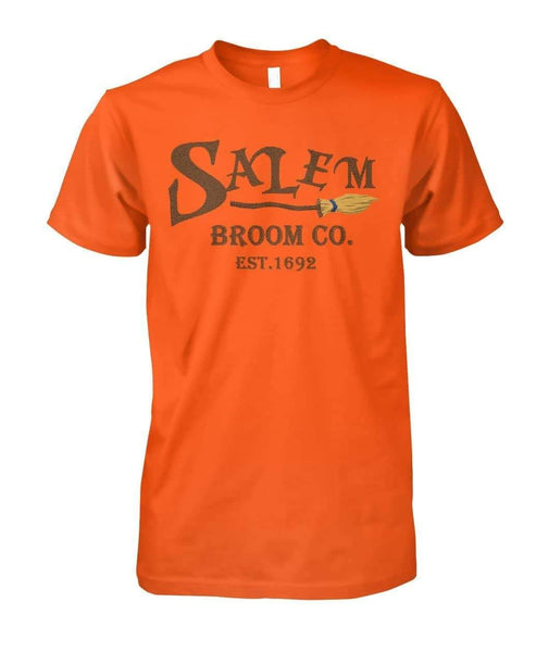 Salem Broom CO. EST.1692 Shirt - Outfit For A Real Witch - WitchCraft 101
