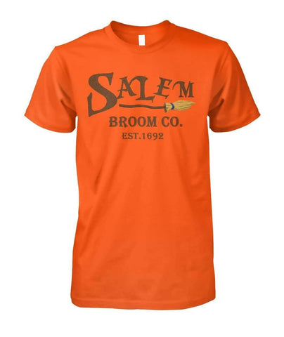 Salem Broom CO. EST.1692 Shirt - Outfit For A Real Witch - Witch Apparel