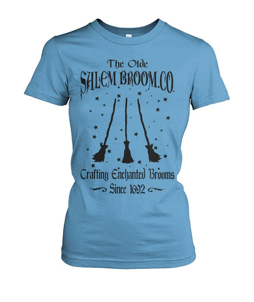 The Olde Salem Broom Co. Shirt - Witch Apparel