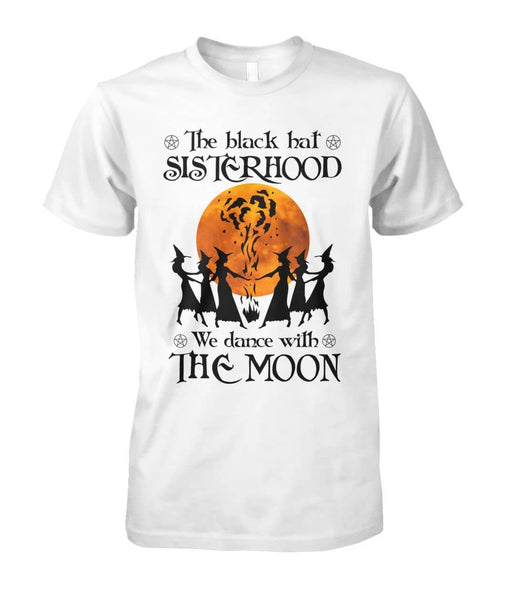 We Dance With The Moon Shirt - Witch Apparel