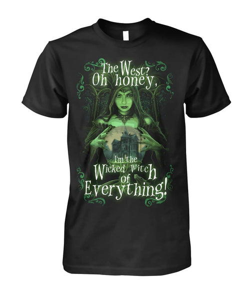 Wicked Witch of Everything Shirt - Witch Apparel