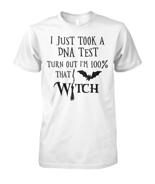 I just took a DNA Test Shirt - Witch Apparel