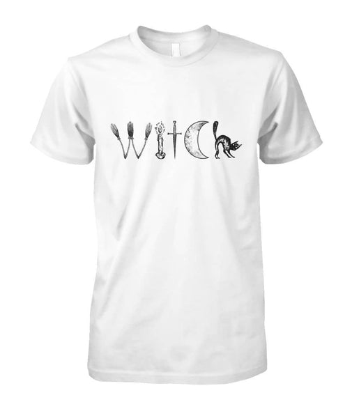 Witch Symbols Shirt - Witch Apparel