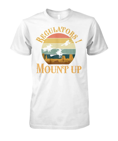 Mount Up Shirt - Witch Apparel