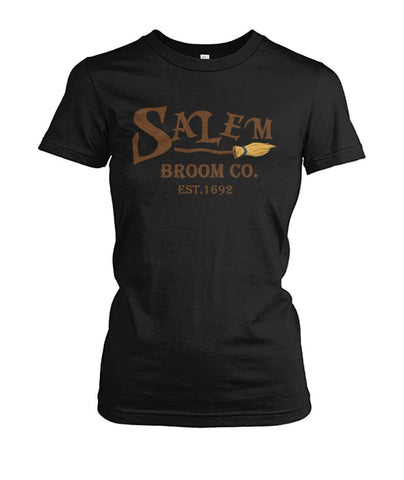 Salem Broom Co. Shirt - Witch Apparel