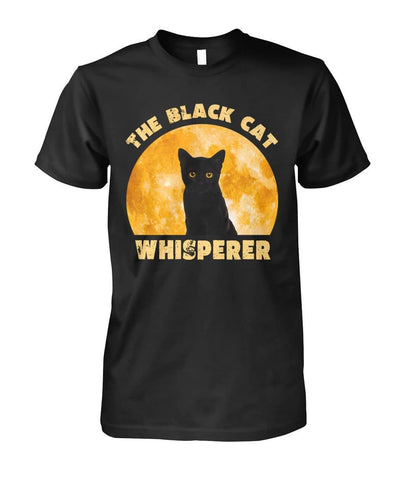 The Black Cat Whisperer Shirt - Witch Apparel