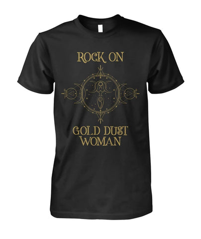 Gold Dust Woman Shirt - Witch Apparel