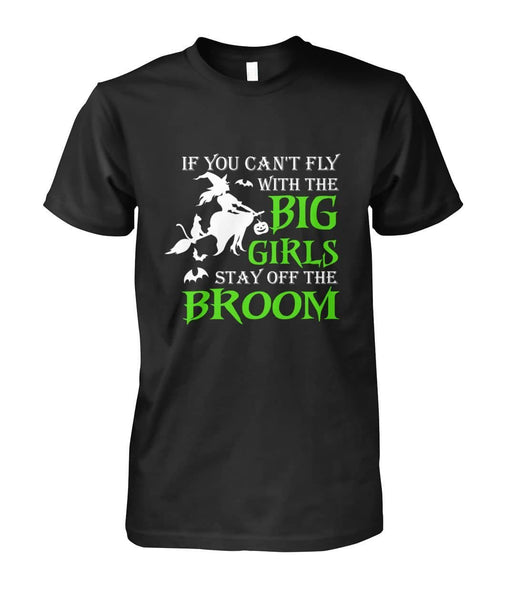 Stay Off The Broom Shirt - Witch Apparel