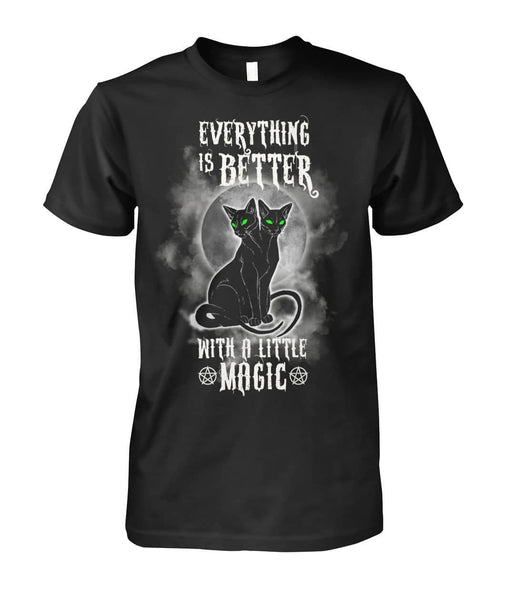 Everything's Better With A Little Magic Shirt - Witch Apparel