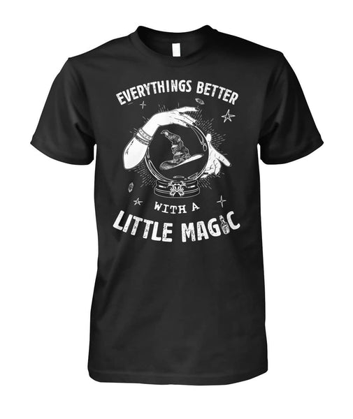 Little Magic Shirt - WitchCraft 101