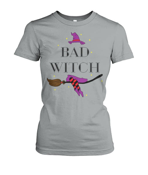 Bad Witch Shirt - Witch Apparel
