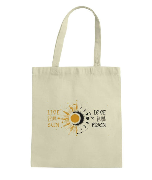 Sun And Moon Tote Bag - Witch Apparel