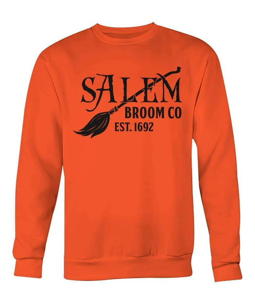 Salem Broom Long sleeve - Witch Apparel