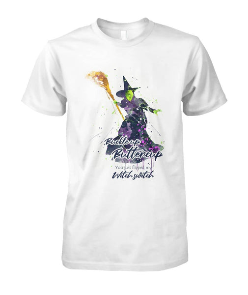 Witch Switch Shirt - Witch Apparel