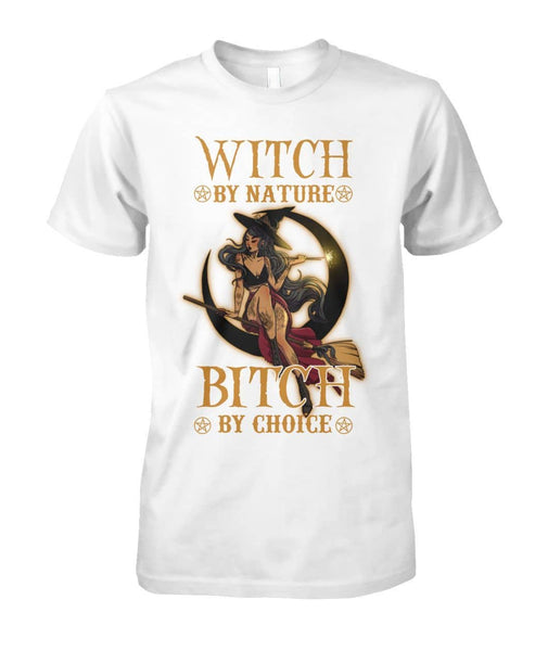 Witch By Nature Shirt - Witch Apparel