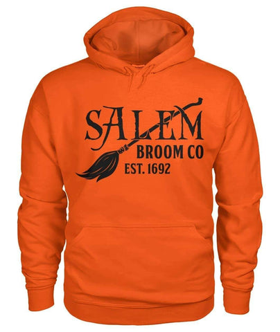 Salem Broom Hoodie - Witch Apparel