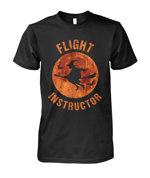 Flight Instructor Shirt - Witch Apparel