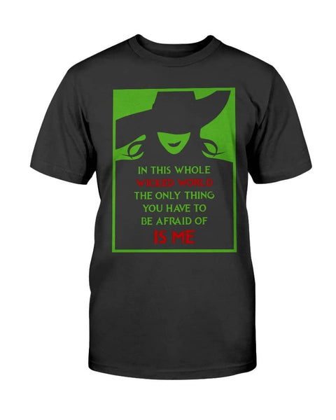 Only Afraid Of Me - Witch Apparel