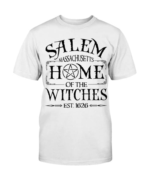 Salem home of the witches