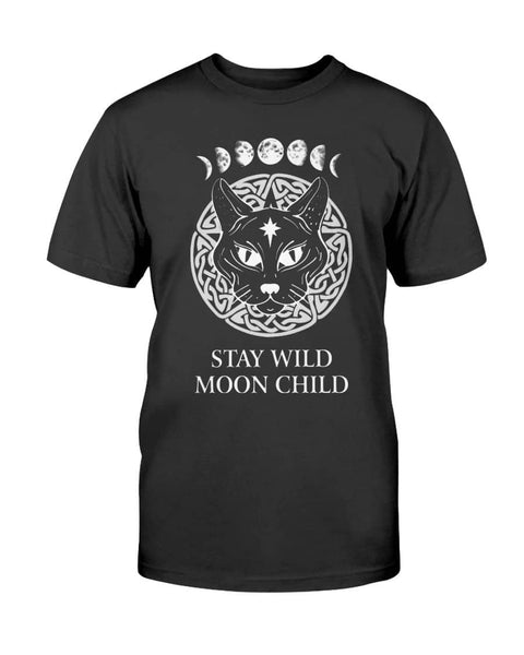 Stay Wild Moon Child Cat - Witch Apparel
