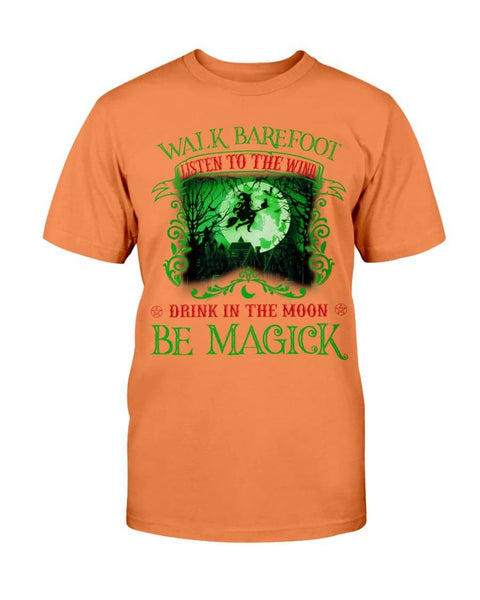 Walk Barefoot Witch - Witch Apparel