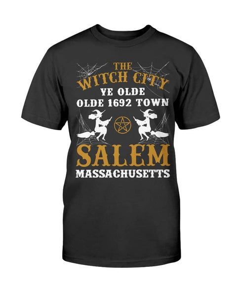 The Old Witch City - Witch Apparel