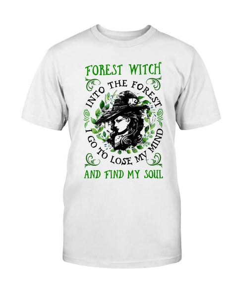 Forest Witch Find My Soul